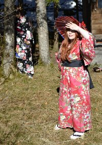 Cosplay-Cover: Oichi (Yukata)