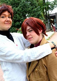 Cosplay-Cover: Romano (Uniform)