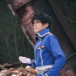 Cosplay: Roy Mustang / Flame Alchemist