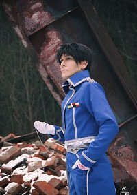 Cosplay-Cover: Roy Mustang / Flame Alchemist