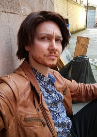 Cosplay-Cover: Charles Xavier (DoFP)