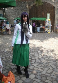 Cosplay-Cover: Saeko