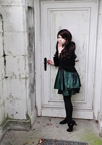 Cosplay-Cover: Anabell Brown [Yule Ball]