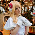 Cosplay: Eli Ayase 【 ❅  Snow Halation 】