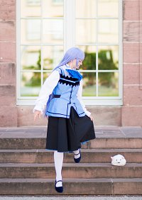 Cosplay-Cover: Chino Kafū (Rabbit House)