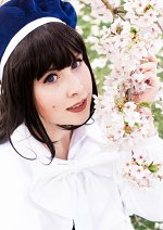 Cosplay-Cover: Tomoyo Daidouji (Chor Outfit)