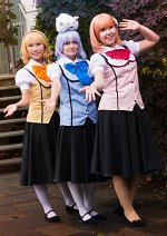 Cosplay-Cover: Cocoa Hoto (Sommeruniform)