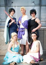 Cosplay-Cover: Annabeth Chase [Toga]