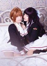 Cosplay-Cover: Tomoyo Daidouji (Clear Card Arc Uniform)