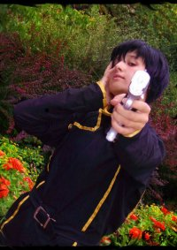 Cosplay-Cover: Lelouch Vi Brittania