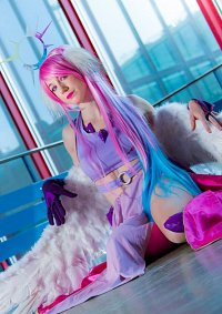 Cosplay-Cover: Jibril