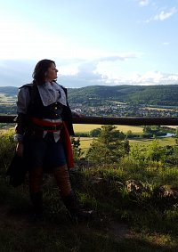 Cosplay-Cover: Elise ~ Assassins creed Unity
