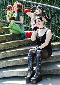 Cosplay-Cover: Catwoman (tank girl version)