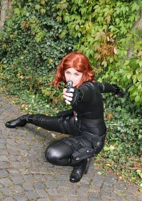Cosplay-Cover: Black Widow -The Avengers Age of Ultron-