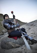 Cosplay-Cover: Marian Hawke