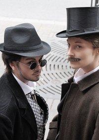Cosplay-Cover: Sherlock Holmes [Robert Downey Jr.]