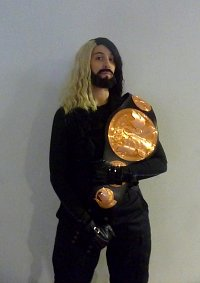 Cosplay-Cover: Seth Rollins [SHIELD]