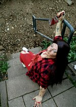 Cosplay-Cover: Nikki Bella (Zombie)