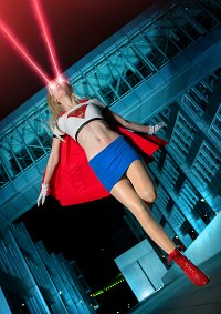 Cosplay-Cover: Supergirl