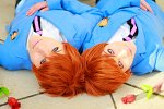 Cosplay-Cover: Kaoru Hitachiin