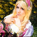 Cosplay: Anri Yoshiwara [Pink Dress]
