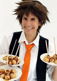 Cosplay-Cover: Yagami Taichi (Tri Anion Café Collaboration Waiter