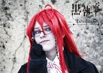Cosplay-Cover: Grell Sutcliff ~ Jack The Ripper \m/