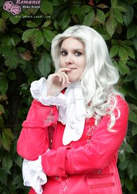 Cosplay-Cover: Antoine ~ Ballversion