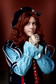 Cosplay-Cover: Amadeo ~ The Vampire Armand