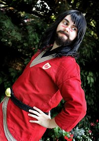Cosplay-Cover: Garrett R. Hawke ~ Estate Finery Wear