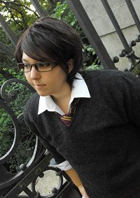Cosplay-Cover: James Potter [Marauder]
