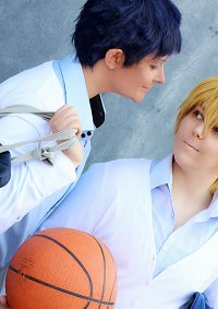 Cosplay-Cover: Ryouta Kise (Middleschool Uniform)