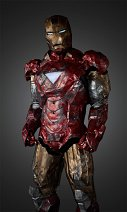 Cosplay-Cover: Iron Man [Mark 6]