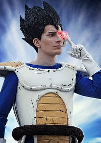Cosplay-Cover: Vegeta [Vegeta Saga]