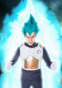 Cosplay-Cover: Vegeta [Dragon Ball Super/ Resurrection of F]