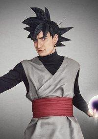 Cosplay-Cover: Goku Black