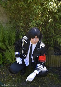 Cosplay-Cover: Shiki [Military Uniform]