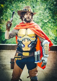 Cosplay-Cover: Jesse McCree