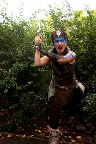 Cosplay-Cover: Senua
