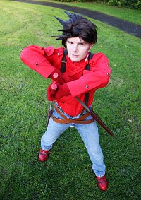 Cosplay-Cover: Lloyd Irving
