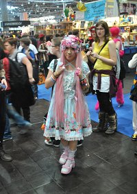Cosplay-Cover: Sweet Deco Lolita