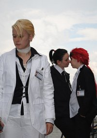 Cosplay-Cover: Rufus ShinRa FF Advent Children