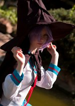 Cosplay-Cover: Yuki Nagato (Witch)