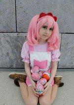 Cosplay-Cover: Yoshi [Pink!Gijinka]