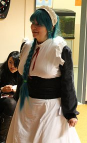 Cosplay-Cover: Sanae