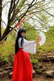 Cosplay-Cover: Shirayuki [Shrine Maid]