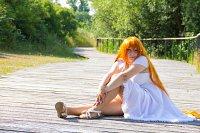 Cosplay-Cover: Orihime [Sommerkleid aka JBF]