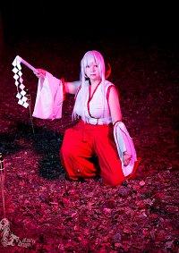 Cosplay-Cover: Haku [Shrine Maid]