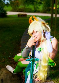 Cosplay-Cover: Leafa [Stacia]
