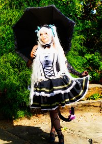 Cosplay-Cover: Gothic Catgirl Lolita